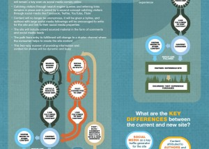 Northern Web Portal Infographic