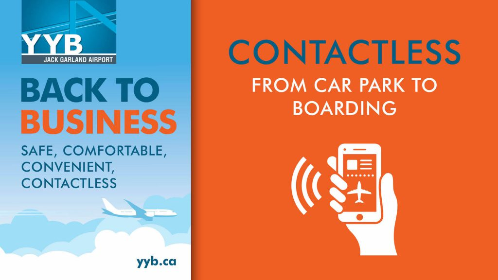 North Bay YYB Infographics Contactless